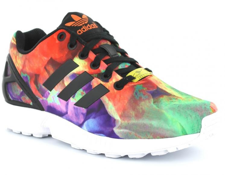 official photos 84cd2 acf0c adidas flux pas cher