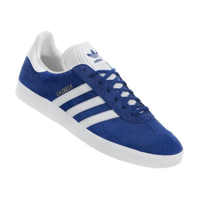 adidas gazelle bleu pour femme