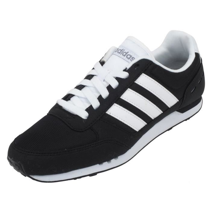 418f8936303 adidas neo baskets city racer chaussures homme