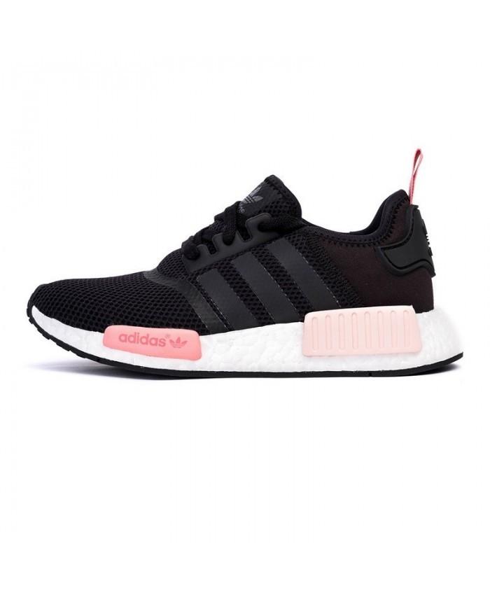adidas nmd noir rose