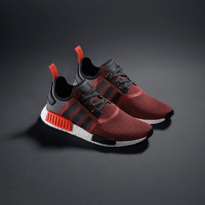 new arrival 88f27 8c606 adidas nmd homme rouge