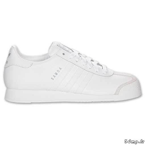 adidas samoa blanche et noir