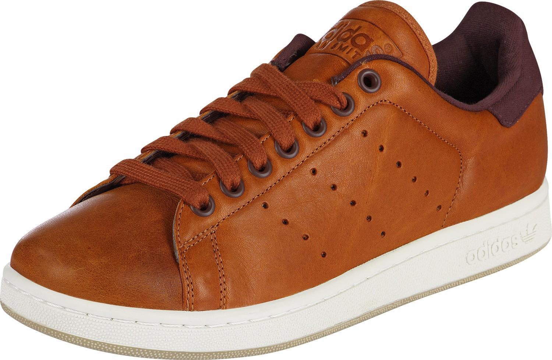 chaussure adidas cuir marron