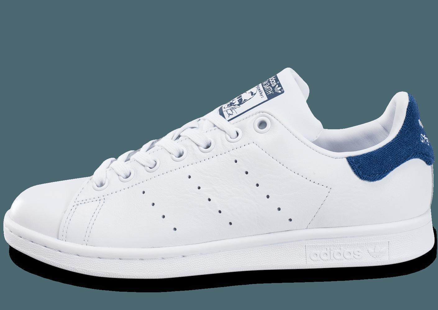 stan smith adidas bleu