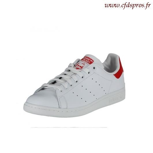 adidas stan smith rouge junior