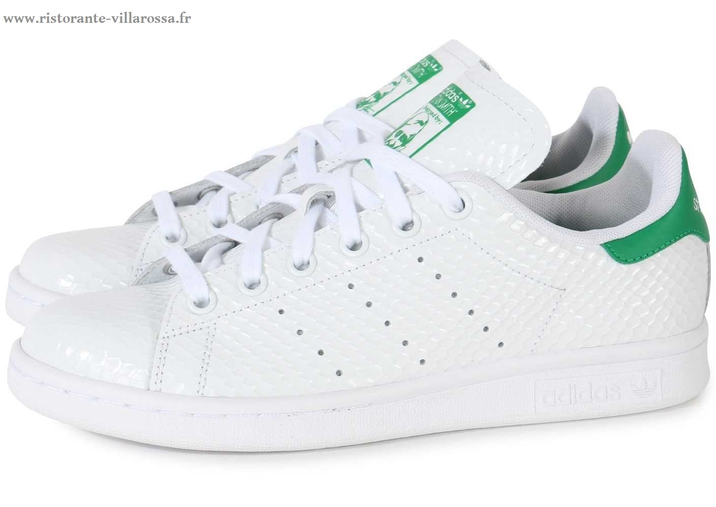 adidas superstar blanc