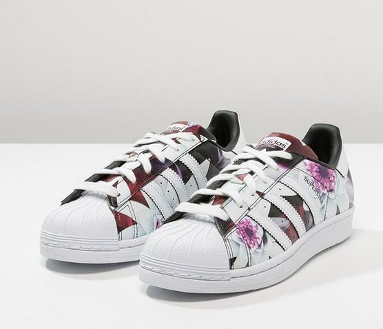 adidas superstar fleuri