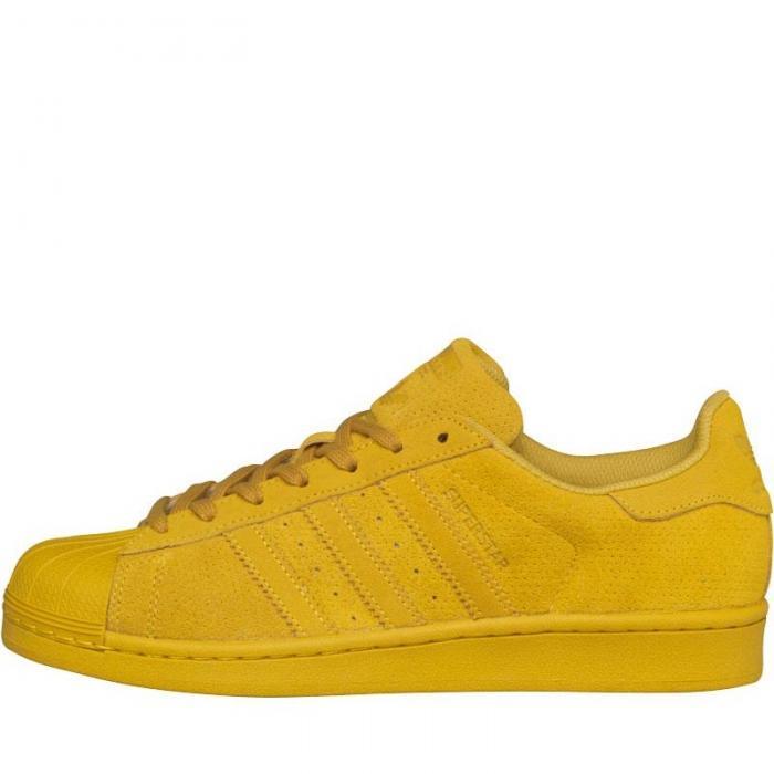 adidas femme jaune