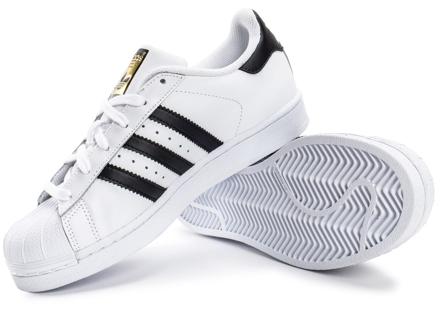 adidas superstar junior noir