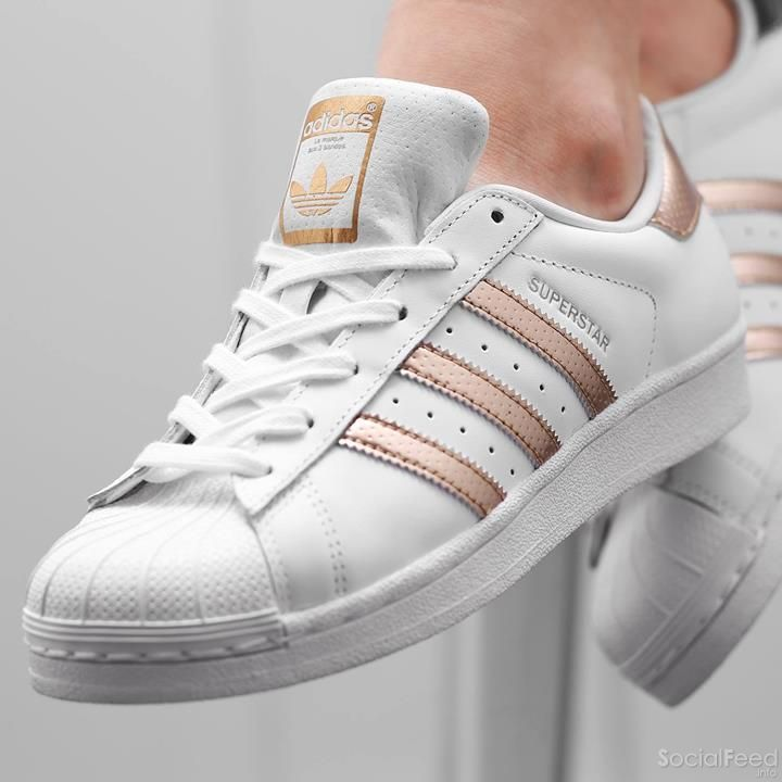 0b6f423017d adidas superstar original rose