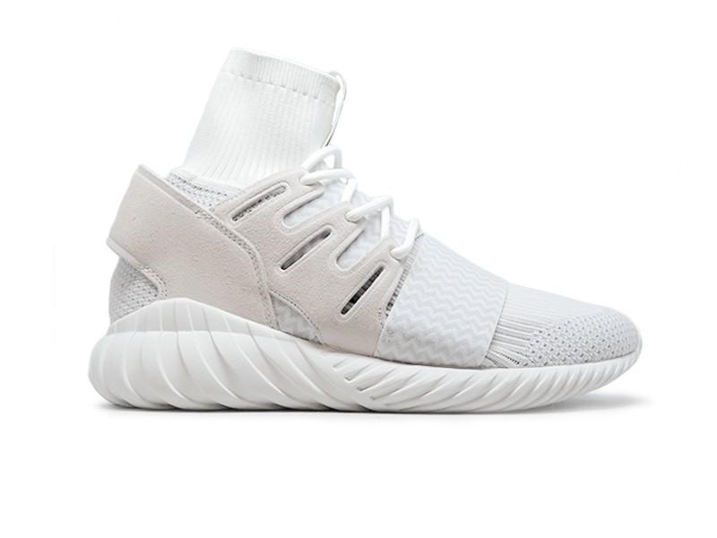 adidas tubular doom blanche