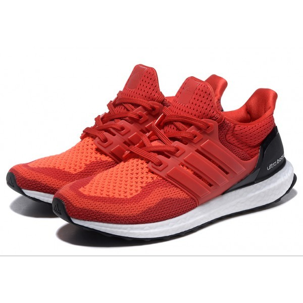 adidas boost rouge