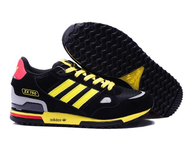 new arrivals adidas zx 750 bleu jaune 9fdec 0e508