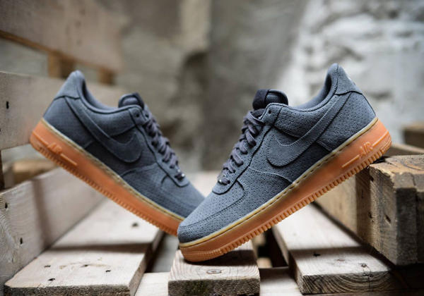 nike air force 1 suede homme