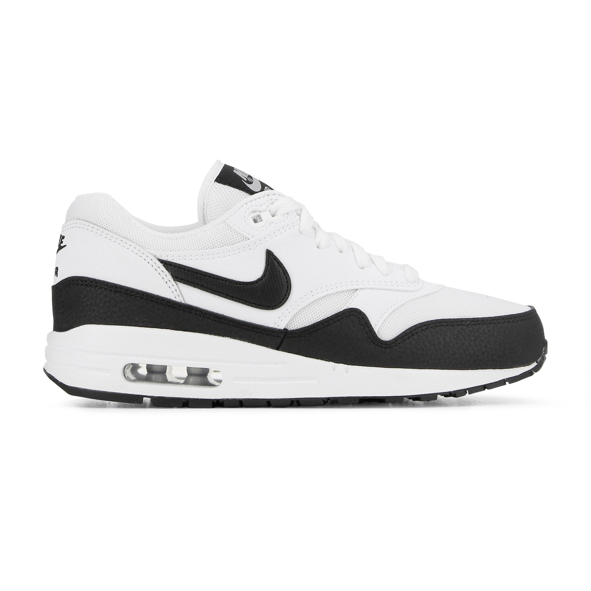 save off 0627a bb0c2 air max 1 noir et blanc femme