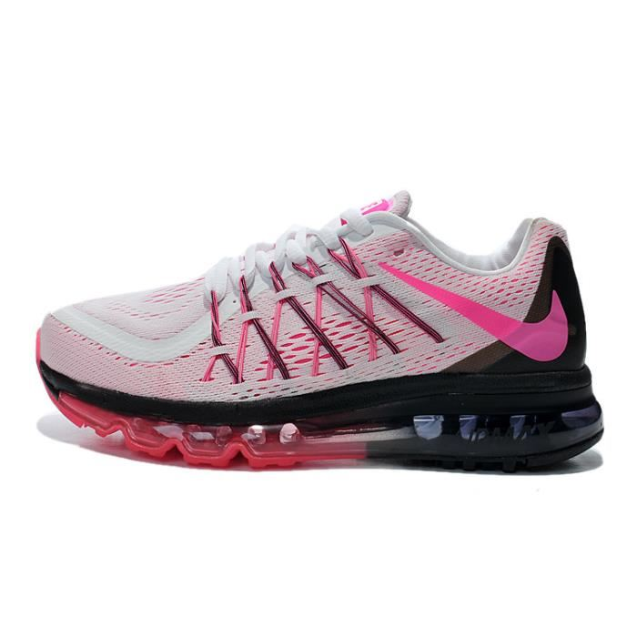 new styles 01361 c3e07 air max 2015 noir et rose