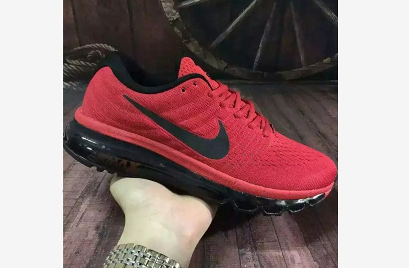 buy popular 39826 1a5d0 air max 2017 femme rouge