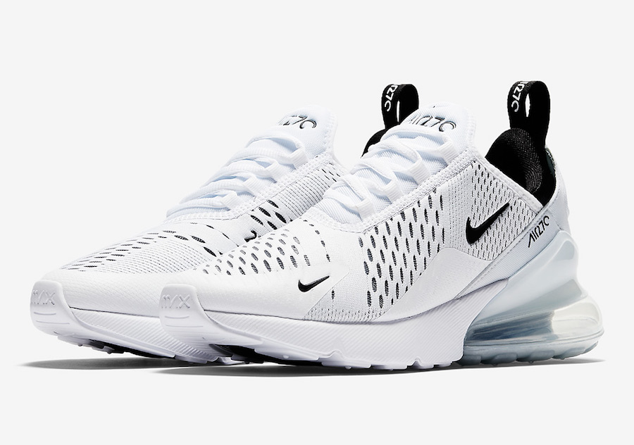 air max 270 fille blanche