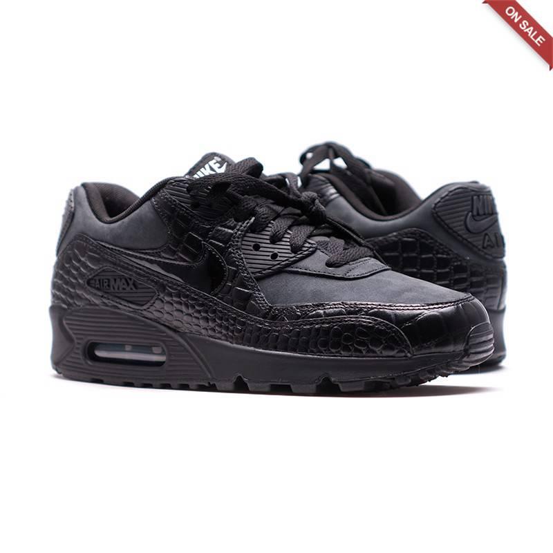 buy online f0730 f0f14 Prix de gros air max 90 femme noir croco France vente en ligne, toutes les  gammes de chaussures Nike pour hommes et femmes outlet pas cher.
