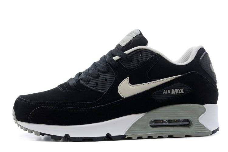 air max 90 gris noir