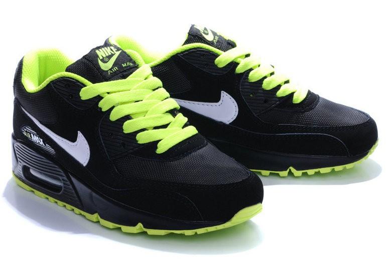 meet 82362 1c93f air max 90 noir blanc vert