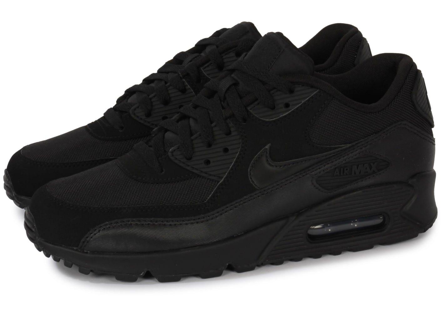 f9318d9d25ac43 Prix de gros air max 90 noir homme pas cher France vente en ligne, toutes  les gammes de chaussures Nike pour hommes et femmes outlet pas cher.