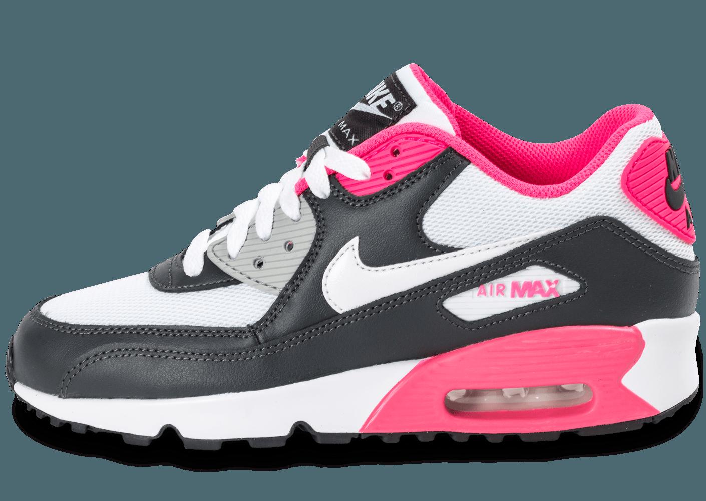 newest collection ca281 67aae Prix de gros air max 90 rose et gris France vente en ligne, toutes les  gammes de chaussures Nike pour hommes et femmes outlet pas cher.