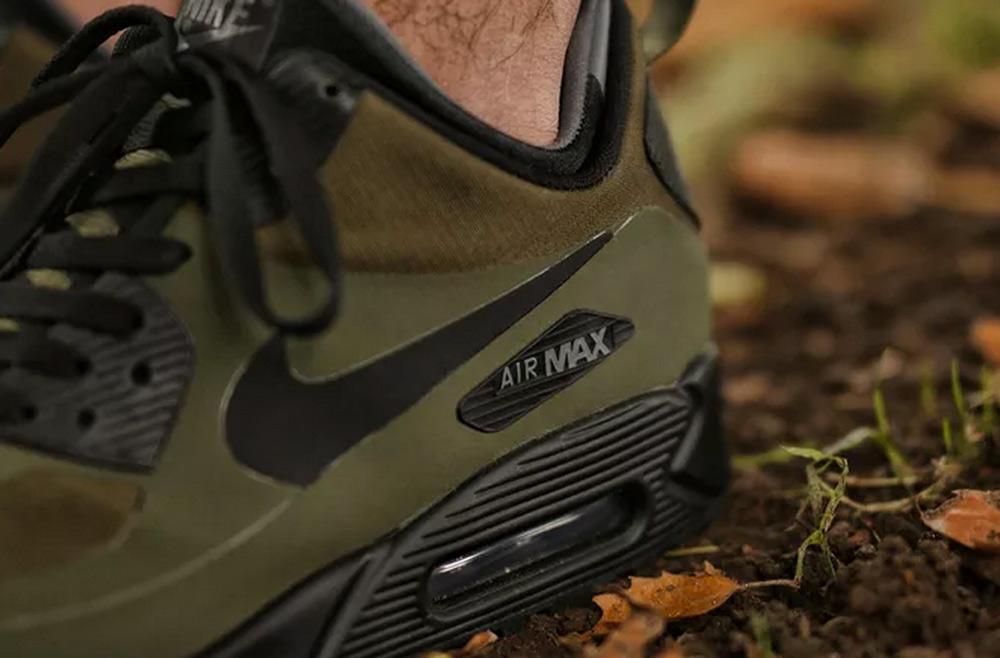 air max 90 vert militaire