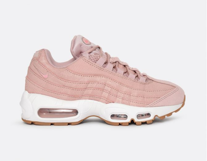 huge selection of 022c7 0f8b0 air max 95 femme premium rose