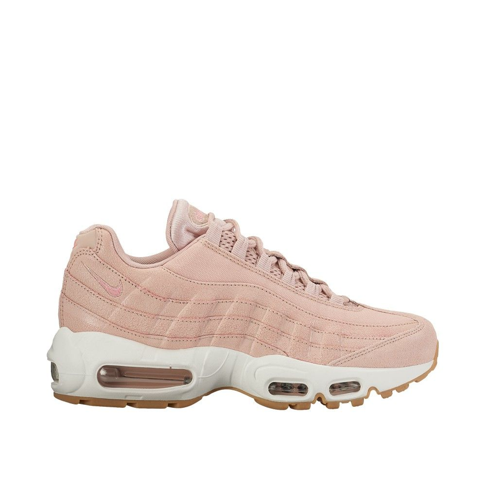 nike aire max 95 rose poudré