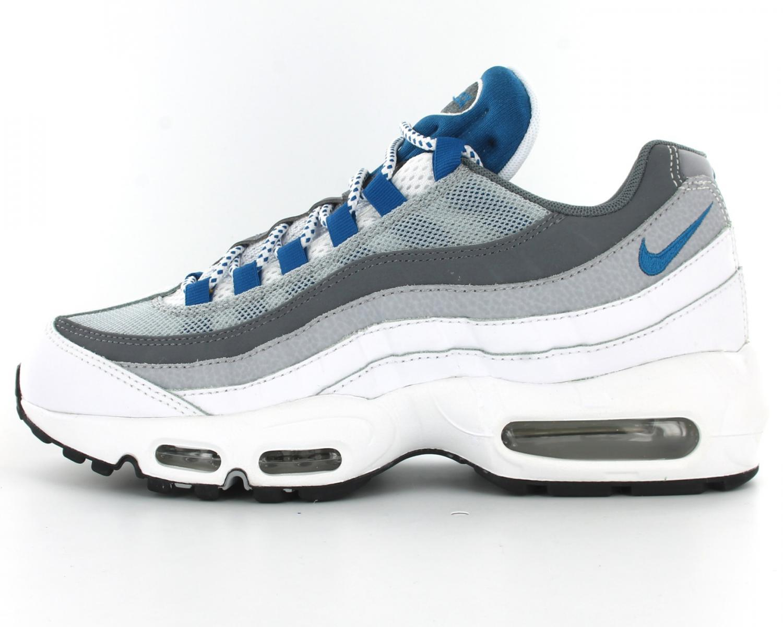 san francisco 64008 0272b Prix de gros air max 95 gris blanc bleu France vente en ligne, toutes les  gammes de chaussures Nike pour hommes et femmes outlet pas cher.
