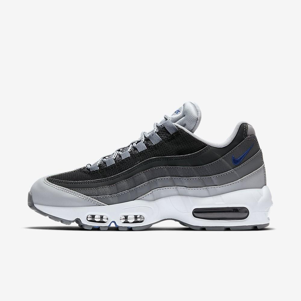 air max 95 bleu gris
