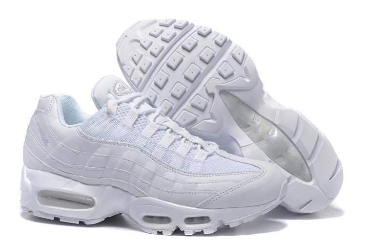 new styles cc993 992f4 Prix de gros air max 95 toute blanche pas cher France vente en ligne,  toutes les gammes de chaussures Nike pour hommes et femmes outlet pas cher.