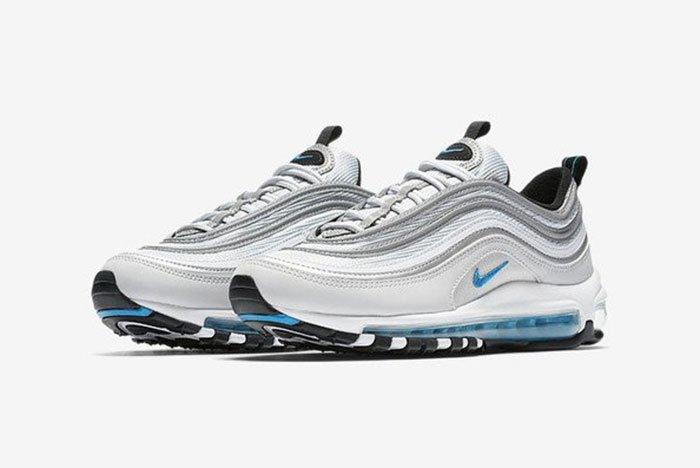 hot sale online e5e31 1b27d Prix de gros air max 97 femme bleu France vente en ligne, toutes les gammes  de chaussures Nike pour hommes et femmes outlet pas cher.