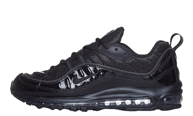 air max 98 supreme noir