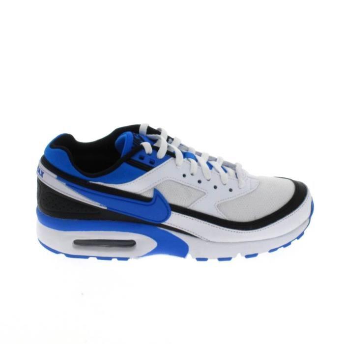 uk availability 771d7 79164 air max blanc et bleu