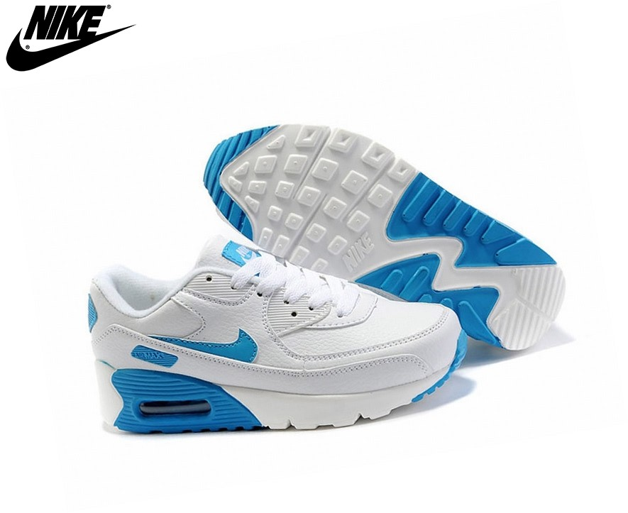 nike air max blanche fille
