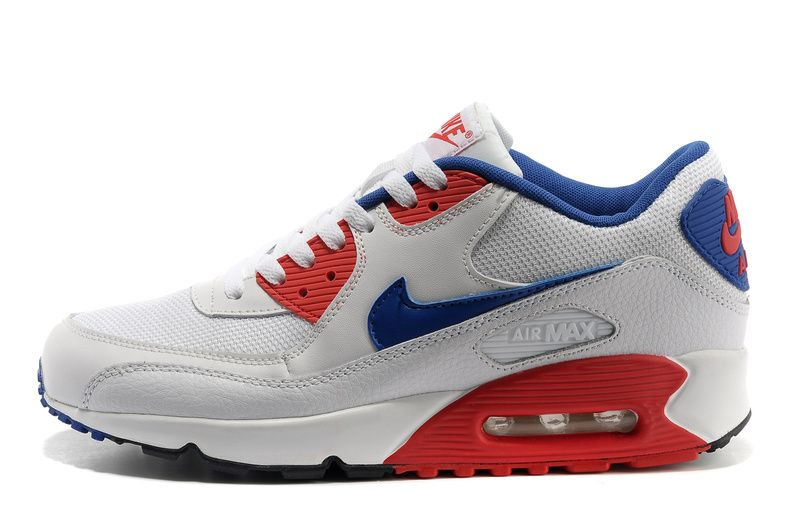 air max bleu rouge blanc