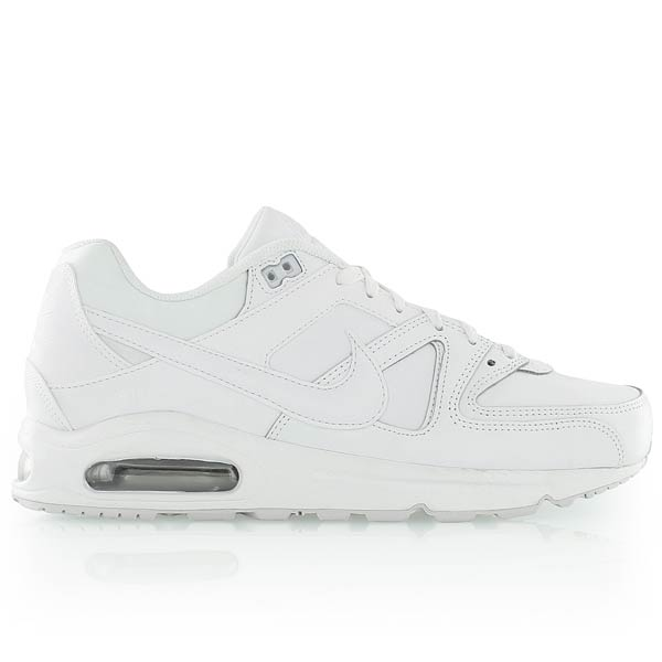 online retailer ba4b5 f9d94 air max command leather blanc