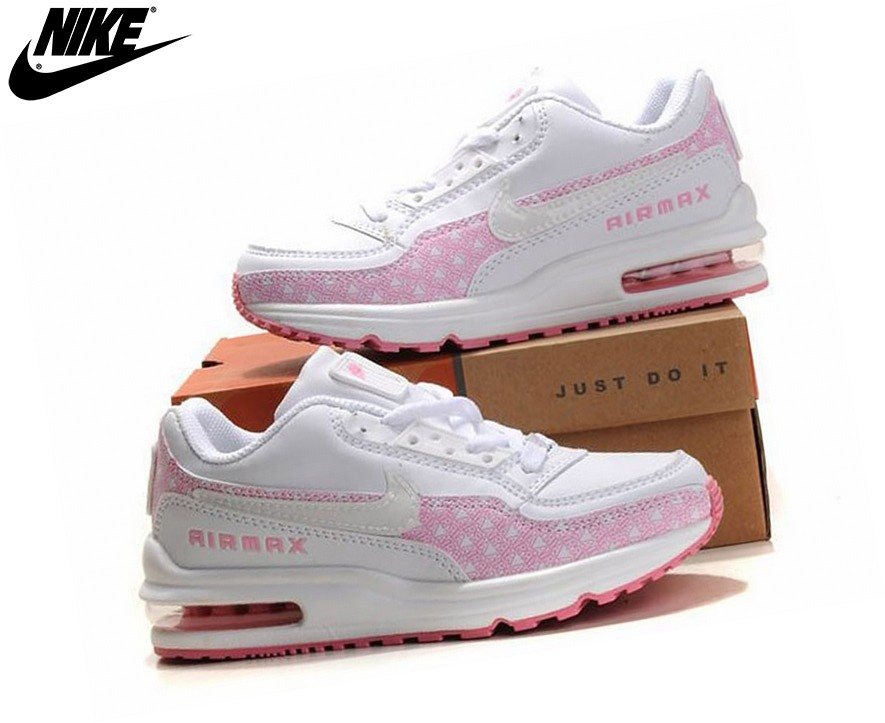 huge selection of 98a04 7f11c air max fille rose