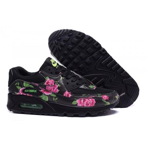 separation shoes 706d1 adf60 Prix de gros air max fleuri noir France vente en ligne, toutes les gammes  de chaussures Nike pour hommes et femmes outlet pas cher.