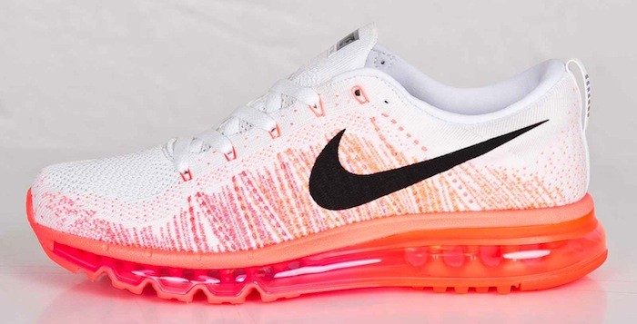 nike flyknit air max pour femme
