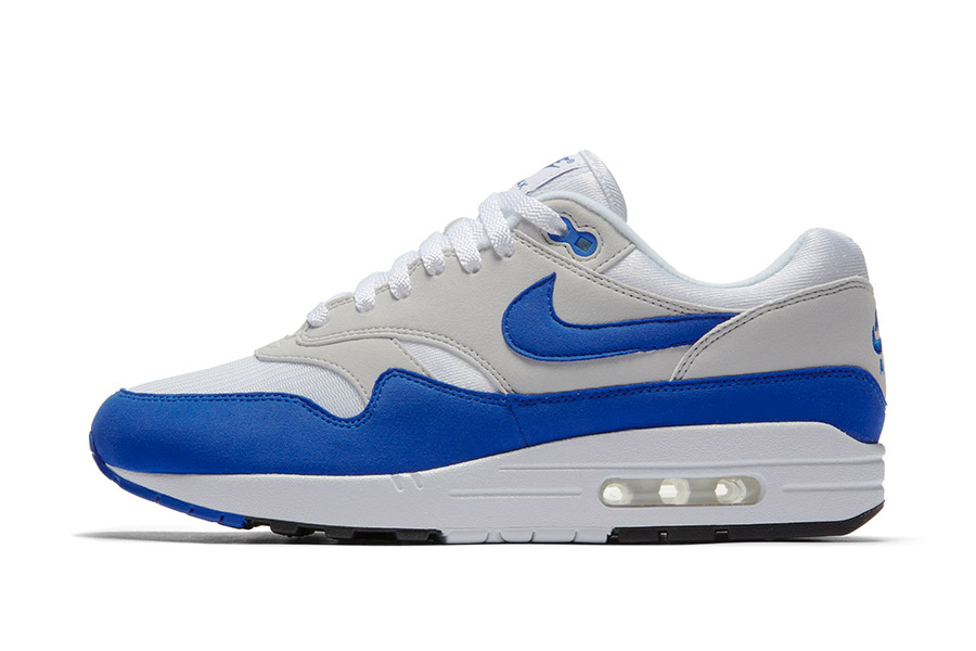 air max one bleu blanc noir