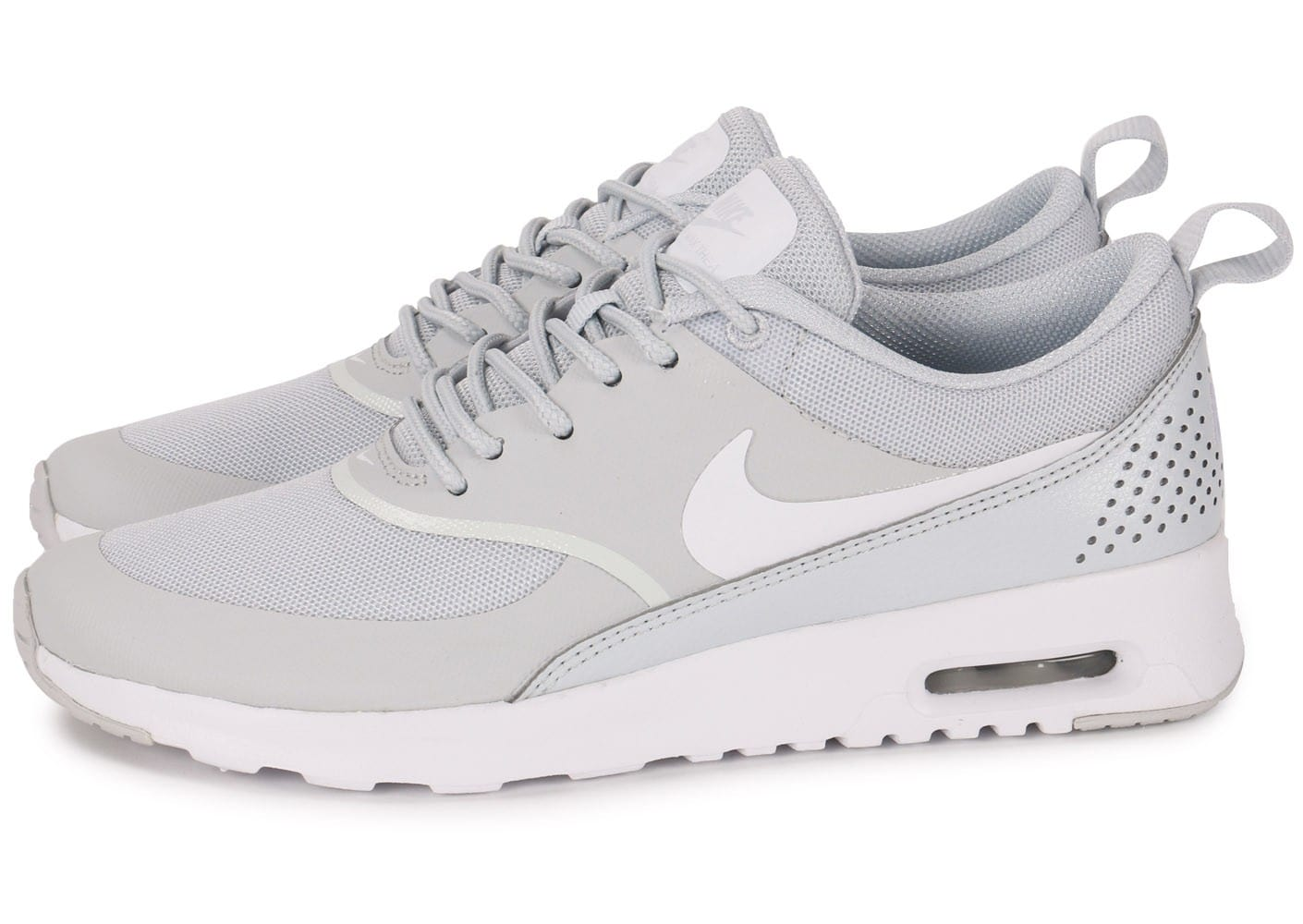 check out 58979 6ed66 air max thea femme gris