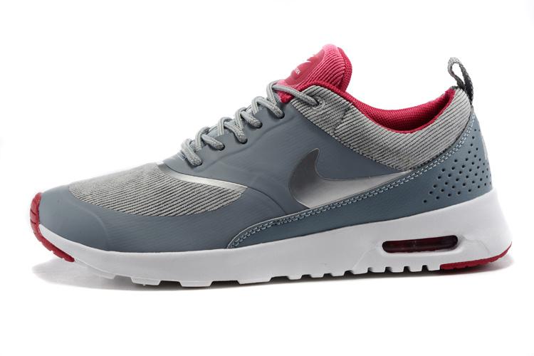 best website e4093 54834 Prix de gros air max thea gris rouge France vente en ligne, toutes les  gammes de chaussures Nike pour hommes et femmes outlet pas cher.