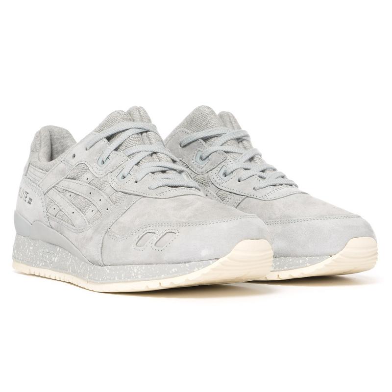 asics gel lyte blanche et grise