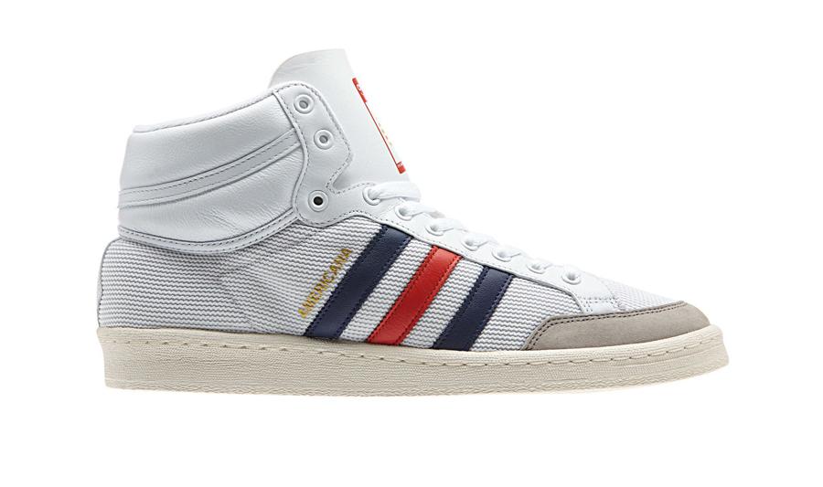 chaussure adidas americana