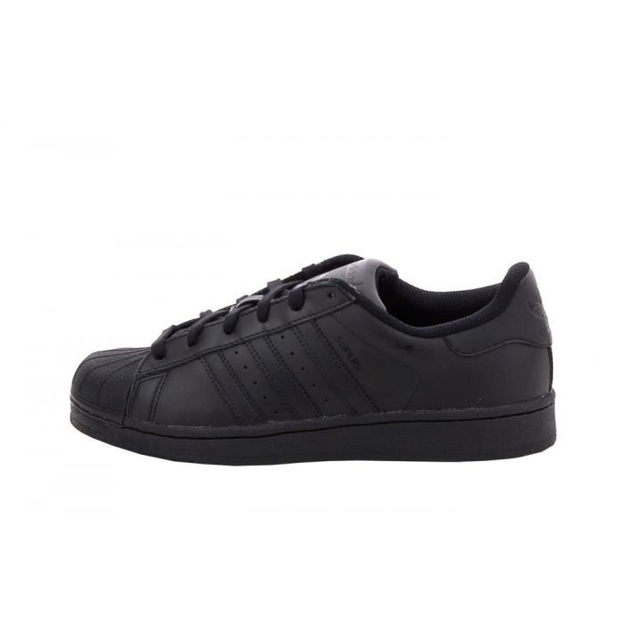 buy online e3fb7 f7b94 basket adidas superstar femme noir