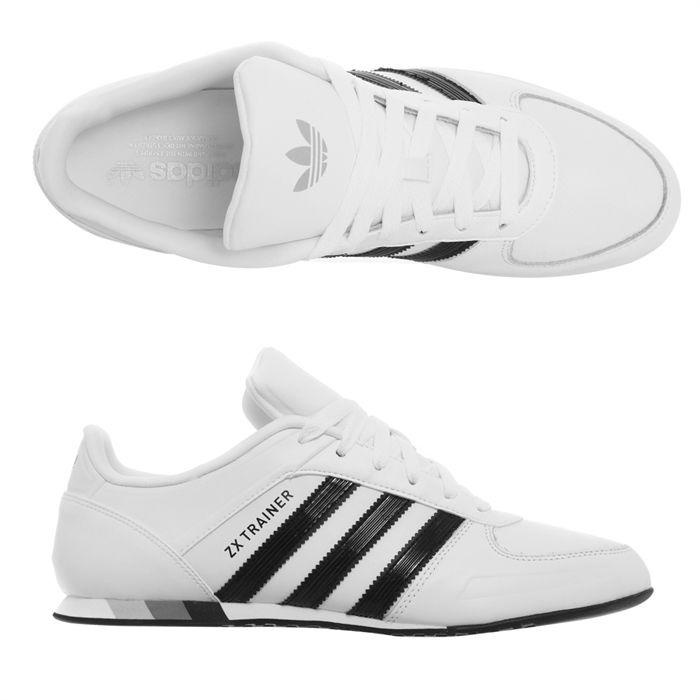 new style eef65 3922c basket adidas zx trainer