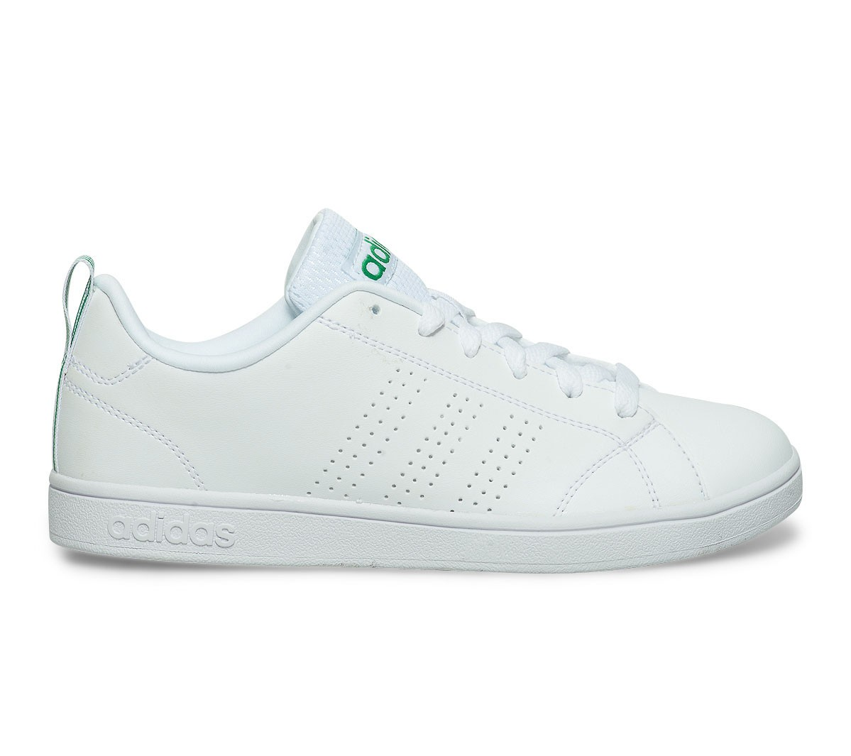 detailed look 6585b f8cc0 basket blanche adidas femme